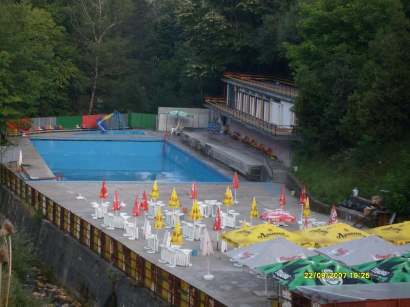 Снимки минерален басейн